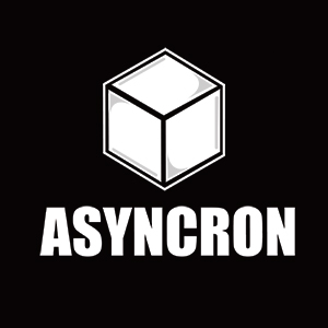 Logo_simple_blanc_72dpi_square ASYNCRON